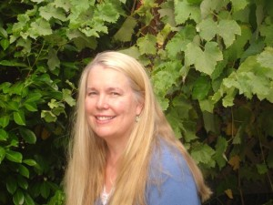 author photo by Dorothy Brinkerhoff